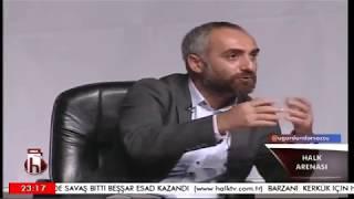 Halk Arenası Part 3 Muharrem ince İsmail Saymaz Tuncay Özkan 08 09 2017