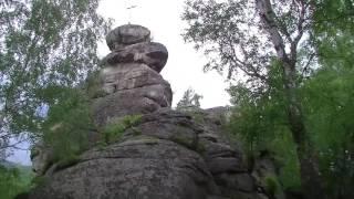 видео Экскурсии по достопримечательностям курорта Белокуриха
