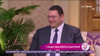السفيرة عزيزة - د/ هشام عبد الرحمن ... الأسئلة الصعبة من الأطفال وكيف نجاوبهم