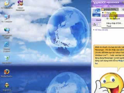 ▶ Hướng dẫn cài đặt và sử dụng phần mềm Yahoo Messenger