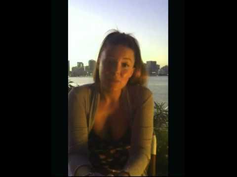 Saludo Lorena desde Miami · Marzo 2011