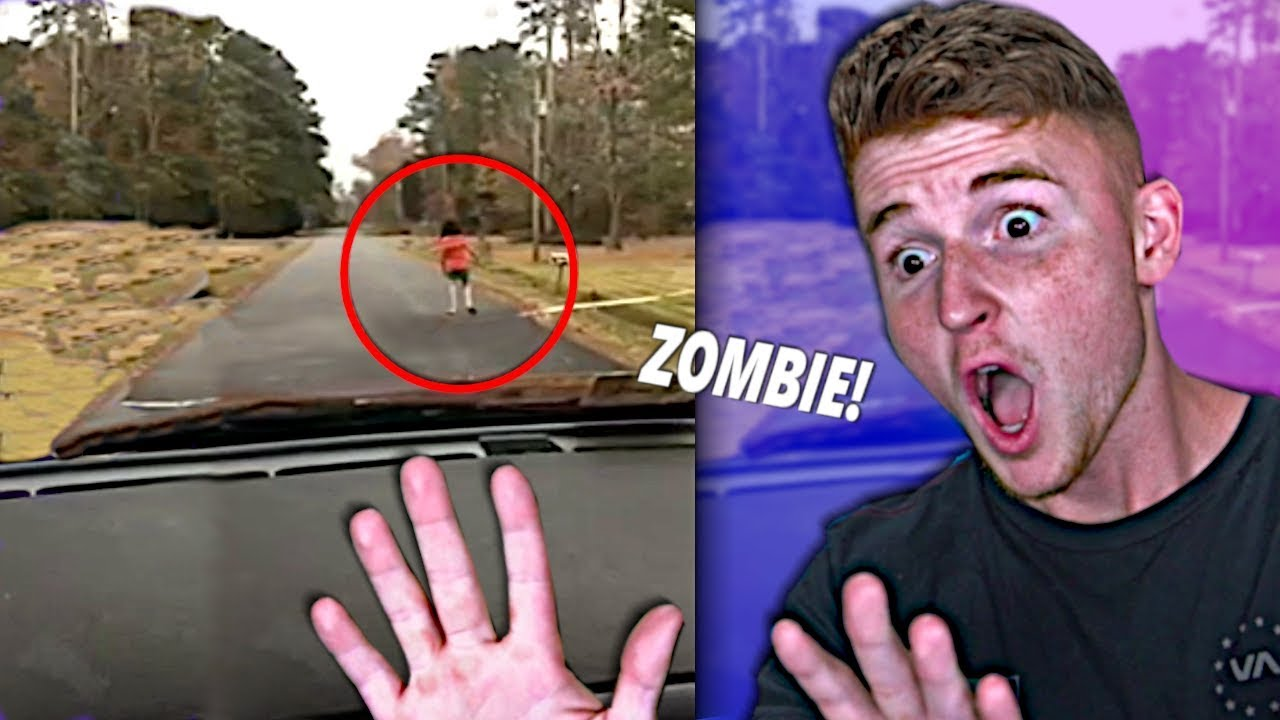 Creepiest Things Spotted On Dashcam Unbelievable Youtube