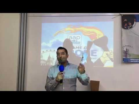 Flame Of Hope For Gujarat, Concluding Event, London — Part 2