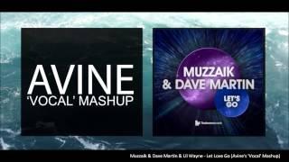 Muzzaik & Dave Martin & Lil Wayne - Let Love Go (Avine
