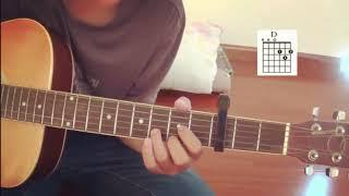 TA CỨ ĐI CÙNG NHAU - ĐEN FT LINH CÁO GUITAR HƯỚNG DẪN ( guitar tutorial)