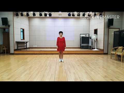 Love In Dream (Line Dance) Christina Yang