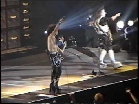 KISS - Rock And Roll All Nite - Chicago 1996 - Reunion Tour