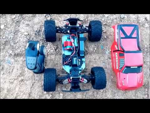 SST RACING  1/10th RC Racing Off-Road Truck
