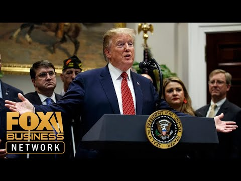 President Trump proposes $4.75 trillion budget