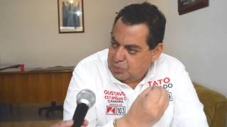 ENTREVISTA A TATO ALVAREZ MARZO 05 DE 2014