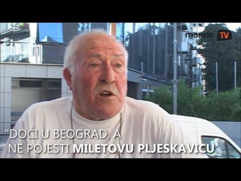 Otkrivamo tajnu najbolje beogradske pljeskavice! | Mondo TV