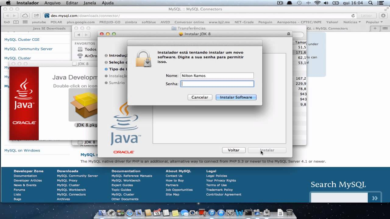 how to get java for mac