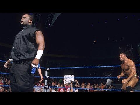 Batista betrays Reverend D-Von: SmackDown, Aug. 29, 2002