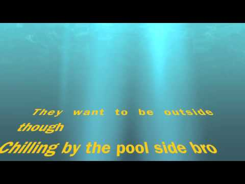 Audio Mixerz - Pool Party (lyrics video)