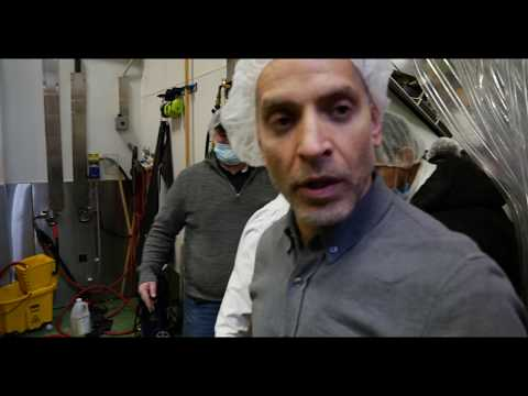 Juice Press: [EXCLUSIVE] behind the scenes tour