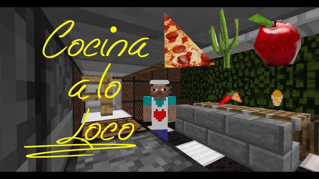 Cocina a lo bestia sopa cactus pizza y helado - Como hacer sopa de setas en minecraft ...