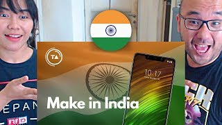 Indonesians React To Can India become a smartphone superpower? | TechAltar