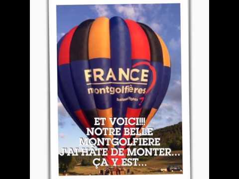 Vol en montgolfière, Balloons  flights