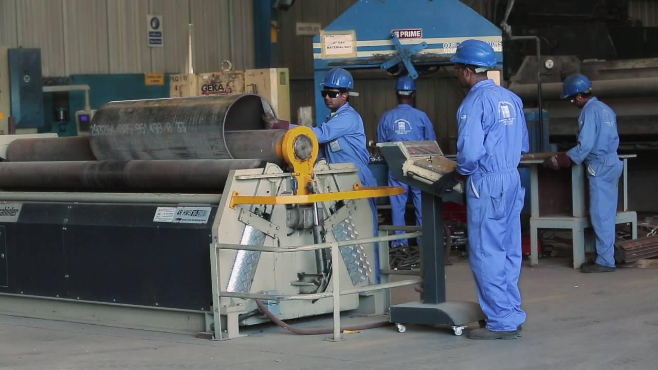 Steel Manufacturing & Steel Fabrication Company Prestigeuae