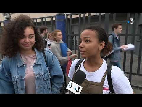 Haubourdin : épreuve du bac philo 2018
