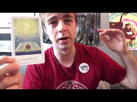 906 Tarot Card Reading - The Hierophant