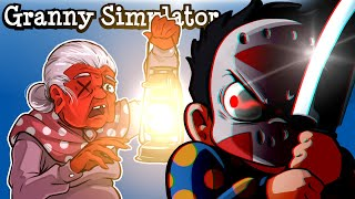 "Granny Simulator | NOT MY BEDTIME GRANNYTOONZ!"" New Night Map!"