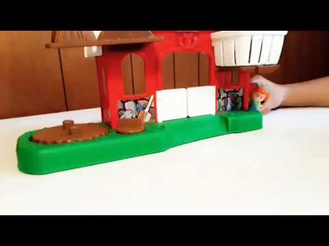 Fisher Price Toy Farm Max Is In Trouble Youtube
