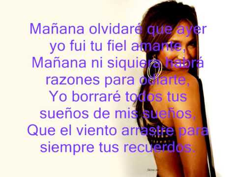 Jennifer Lopez-que hiciste - Salsa Version (with lyrics)