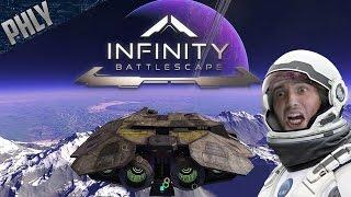 SPACE TO PLANET! Infinity: Battlescape Gameplay & Kickstarter!
