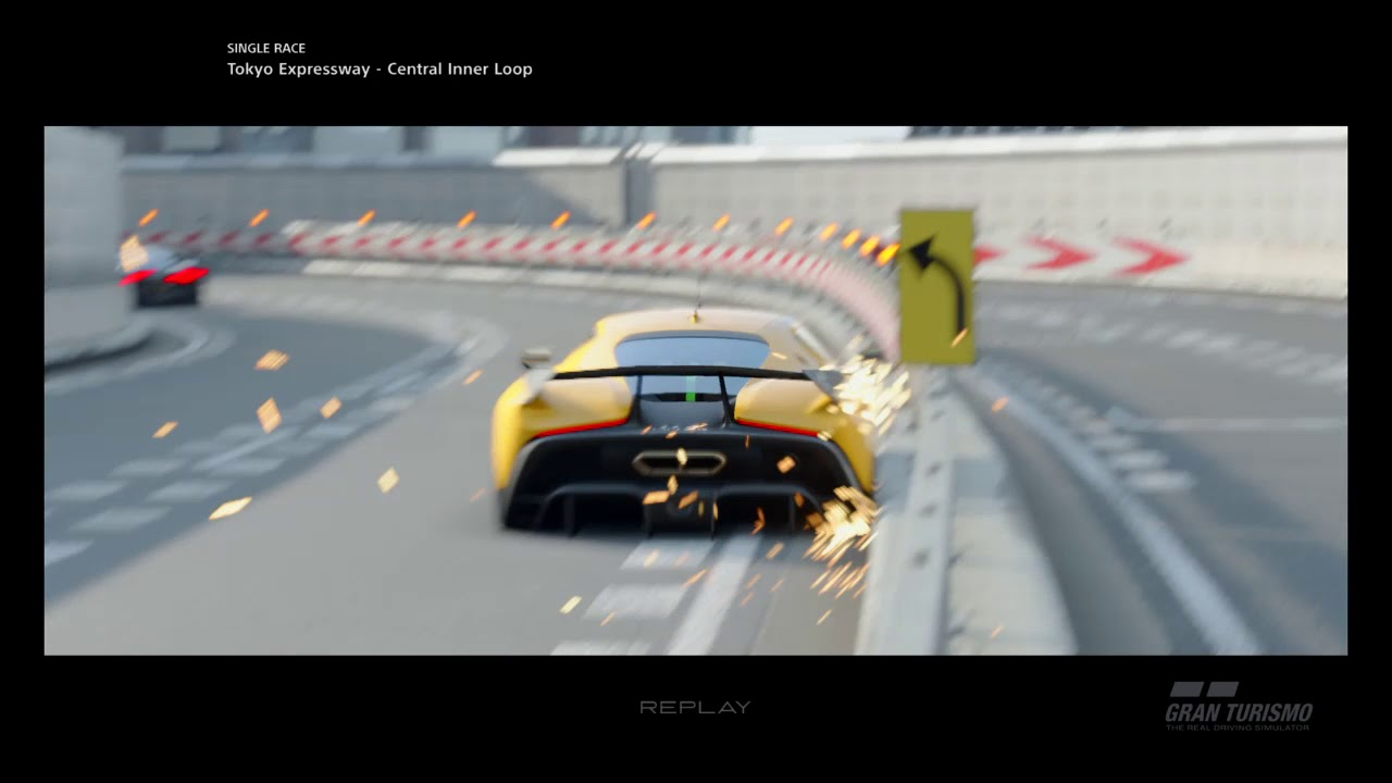 Gran Turismo®SPORT - The best wall ride EVAHHH!! - YouTube on