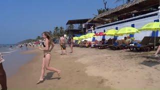 Anjuna Beach India