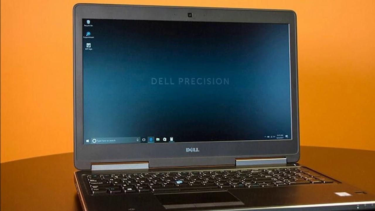 Dell Precision 7520 Laptop Mobile Workstation Review - Digital Trends