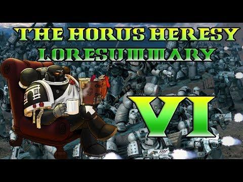 30K Lore, The Horus Heresy Lore Breakdown,  Flight of the Eisenstein