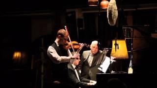 Richard Strauss: Violin Sonata Op. 13 IMPROVISATION