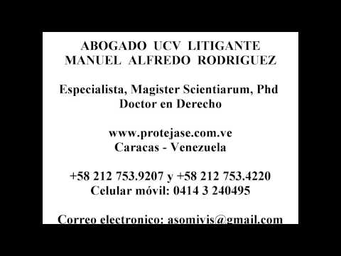 Administrative Law Lawyer Caracas