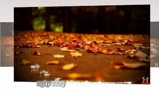 (Lyrics-Kara) Ngày gió ngừng trôi- Bích Phương Idol