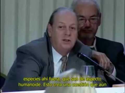 Declaración Fuerza Aérea EEUU: Hay 57 razas extraterrestres (español)