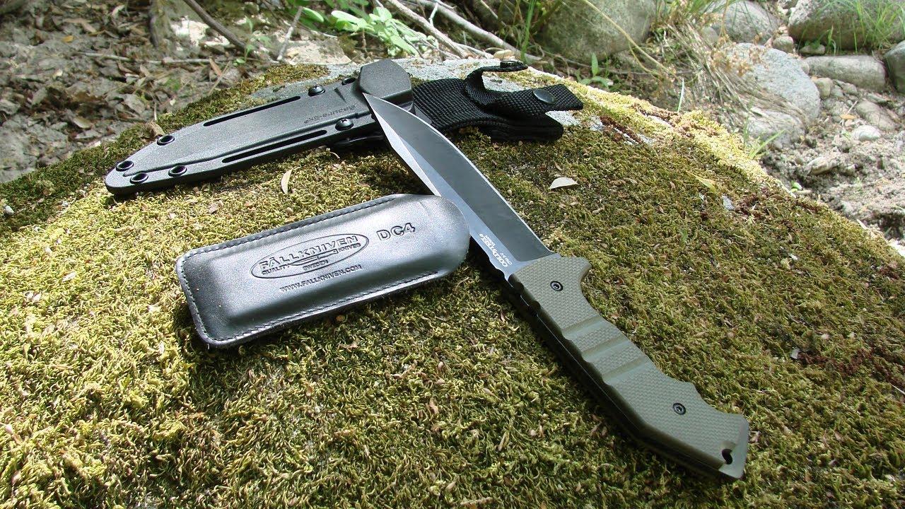 Заточка ножей  в полевых условиях и дома