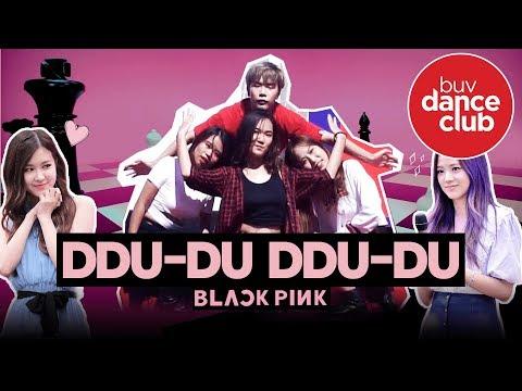 DDU-DU DDU-DU (뚜두뚜두) -  BLACKPINK - Performance by BUV DANCE CLUB