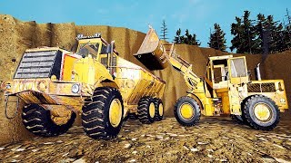 This New Gold Mining Method Made My Profits Soar - Open Pit Mining - Gold Rush
