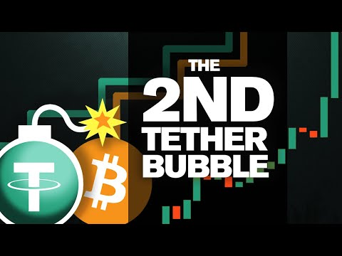 Welcome To Bitfinex's Second Tether Bubble!!