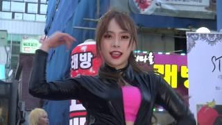 미쳐 CRAZY, 포미닛 4minute, 댄스팀 스타후르츠 다미, 홍대버스킹 20190331