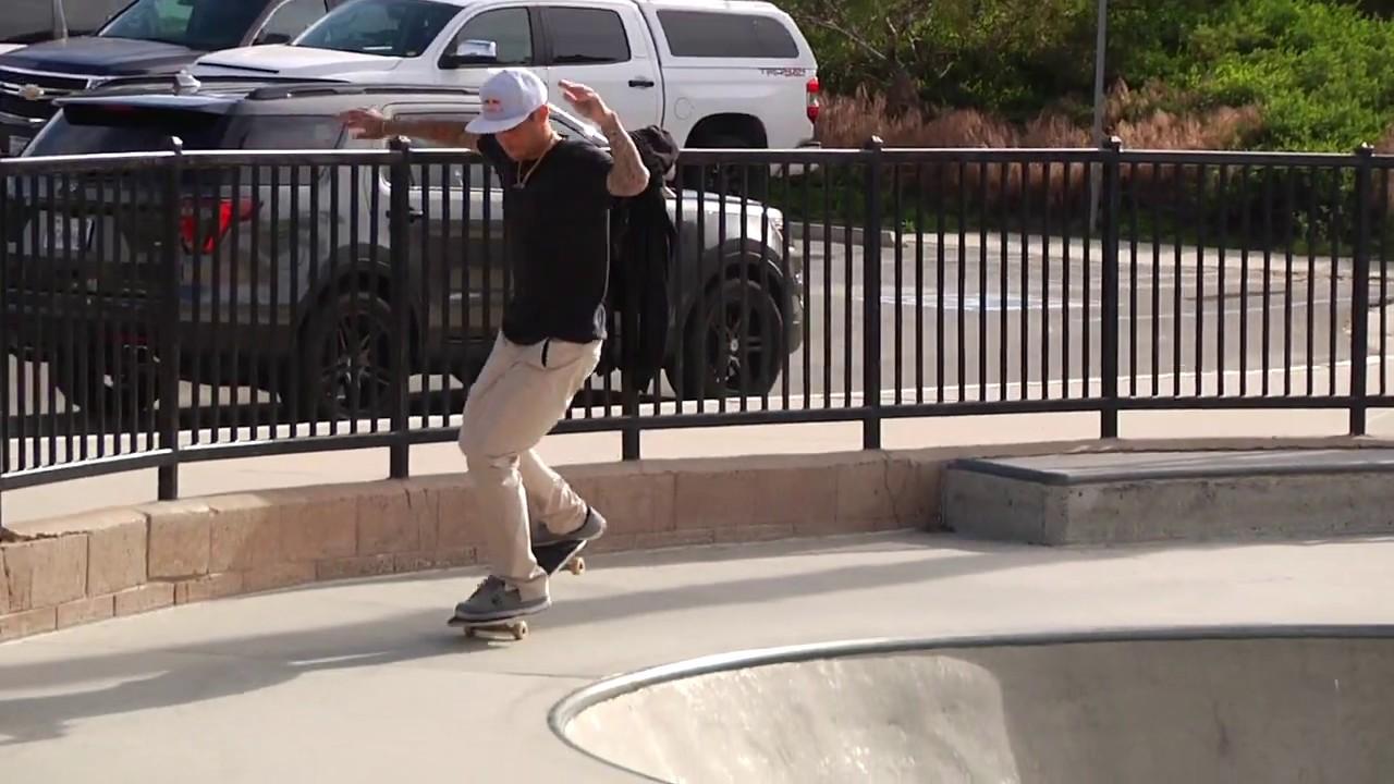 Ryan Sheckler - SC Skatepark - Part 1 - YouTube
