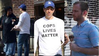 Ami Horowitz: Do cops