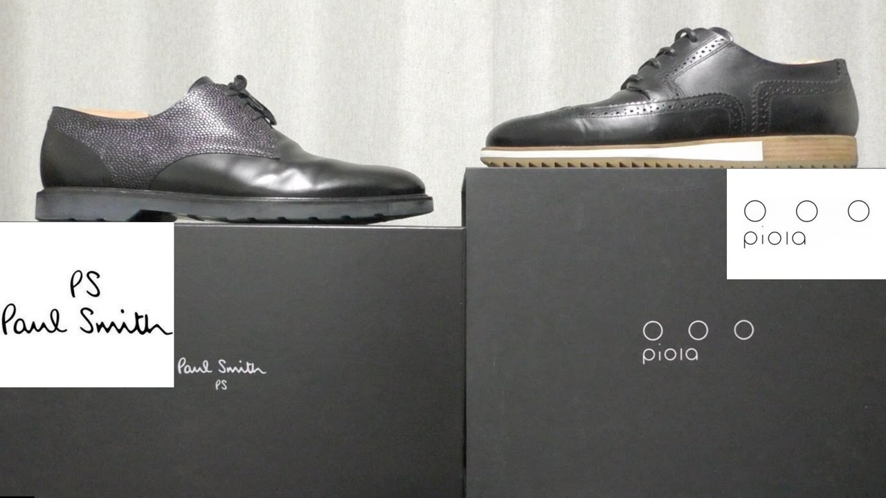 Piola Shoes Review