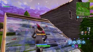Fortnite #62: 7 challenges #4 attempting to only do the challenge