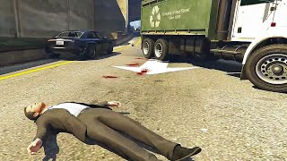Just When You Think It Can't Get Worse... (GTA V Speedrun Fail)