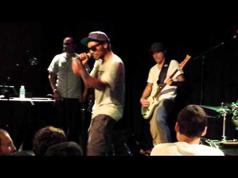 Deltron 3030 - Clint Eastwood - Live 2014 Orlando, FL