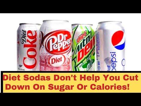 diet-sodas-don't-help-you-cut-down-on-sugar-or-calories!