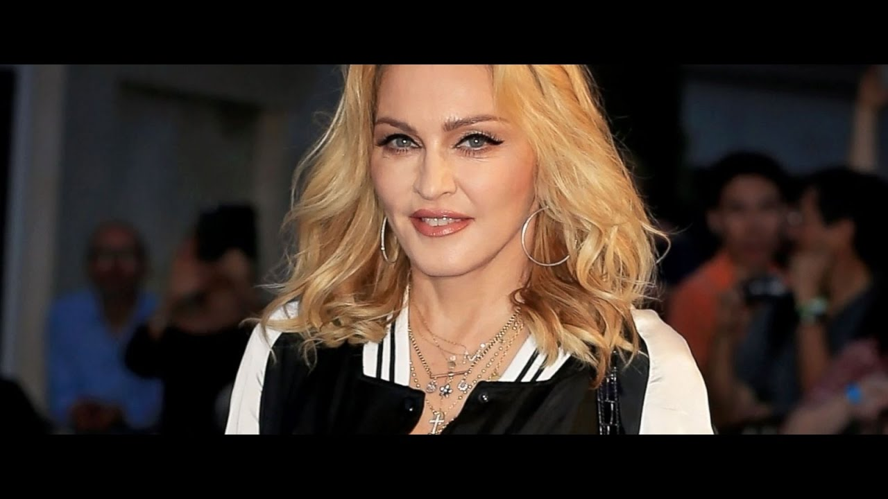 Madonna Net Worth 2018, Houses and Luxury Cars - YouTube